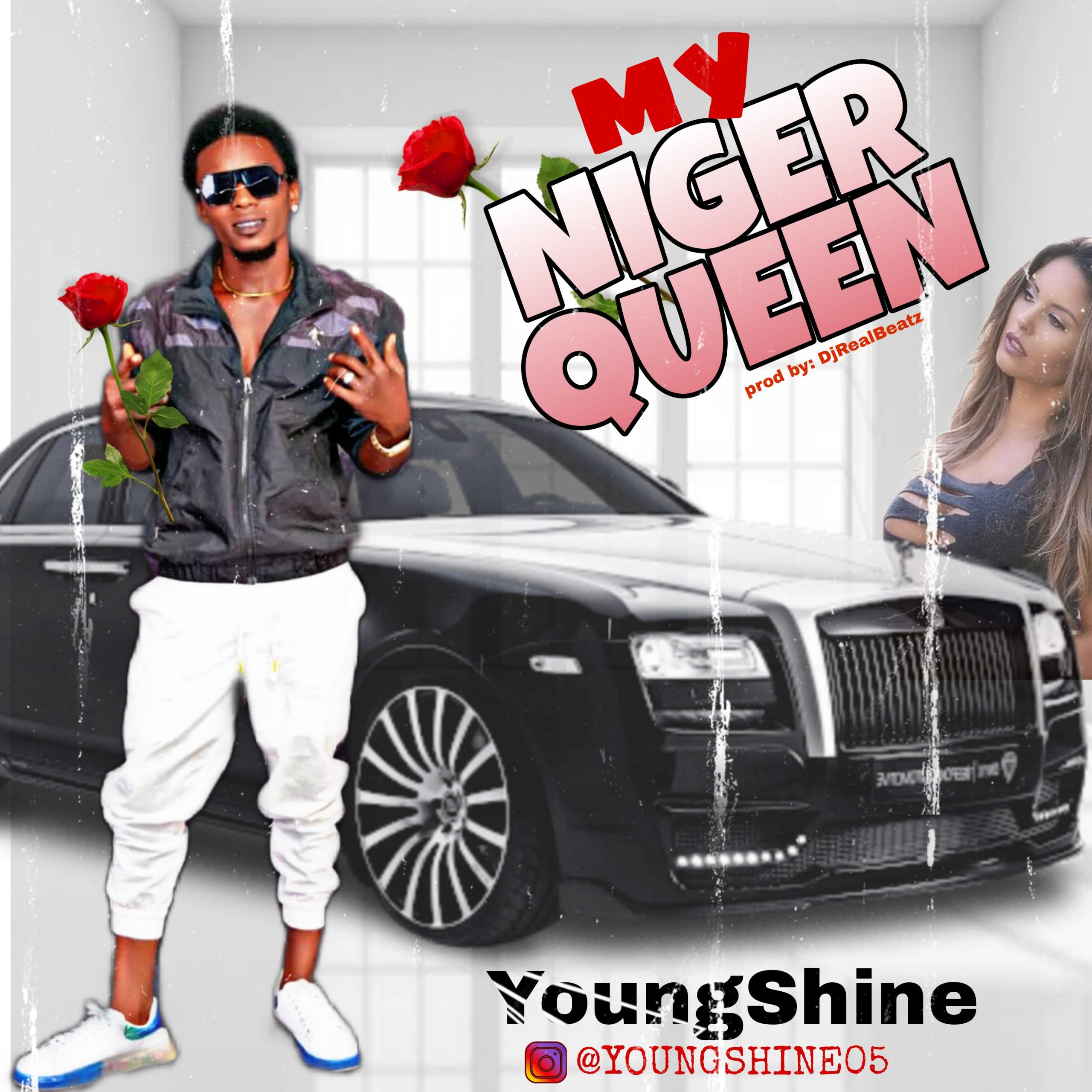 YoungShine - My Niger Queen