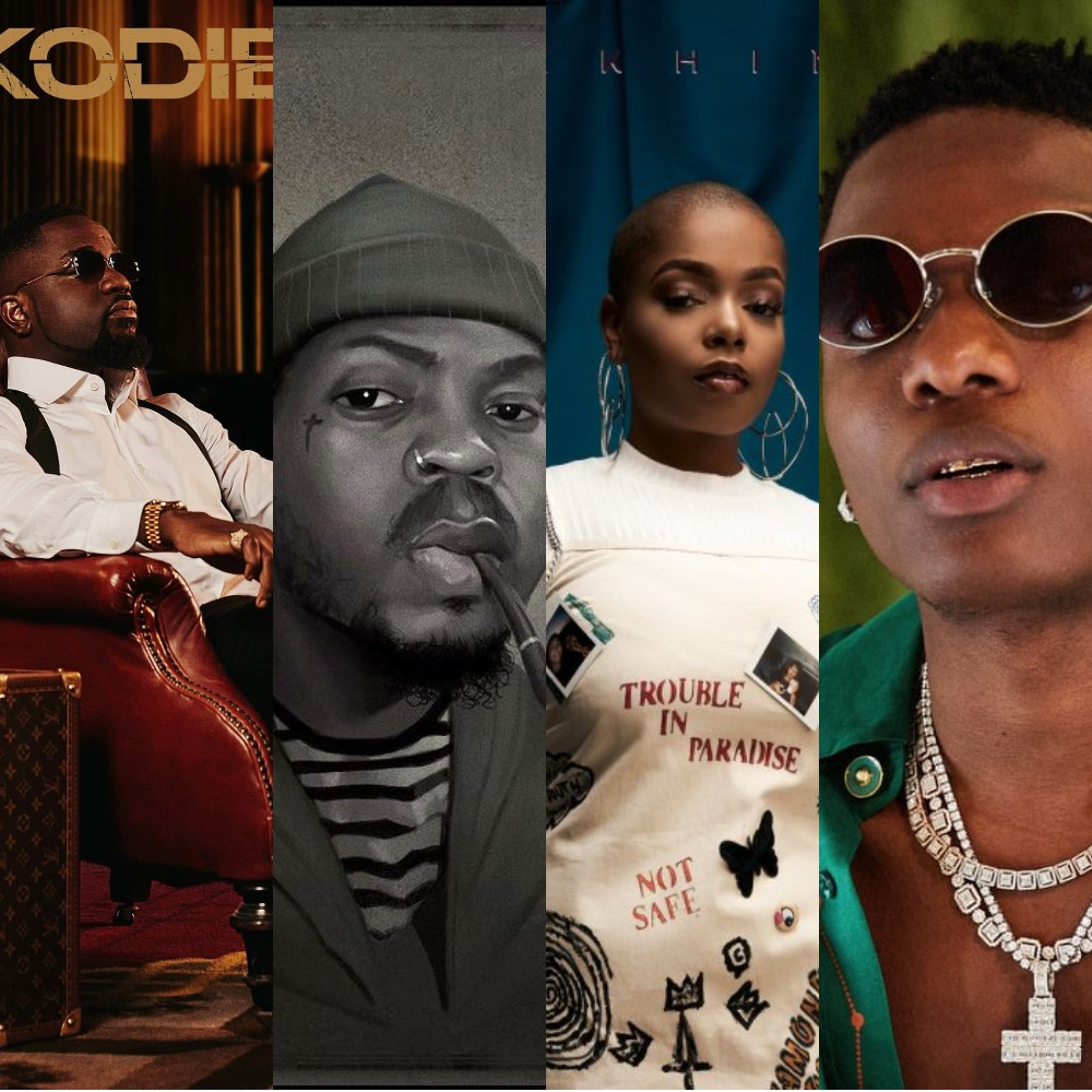 TRENDING!! Top 10 Songs In Africa Right Now