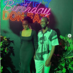 Photos And Videos From Singer, Mr Eazi's 30th Birthday Party In Ghana