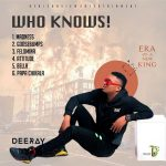 Deeray – Who Knows (EP)